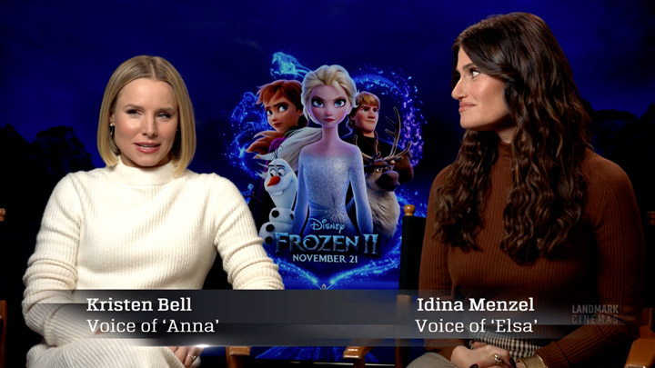 watch Disney's Frozen II Exclusive Close Up