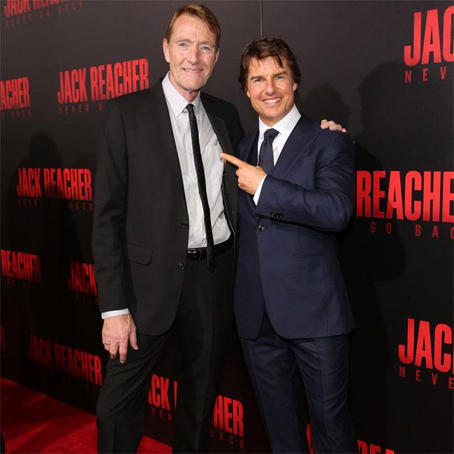 Lee Child thinks Tom Cruise is too old for action films