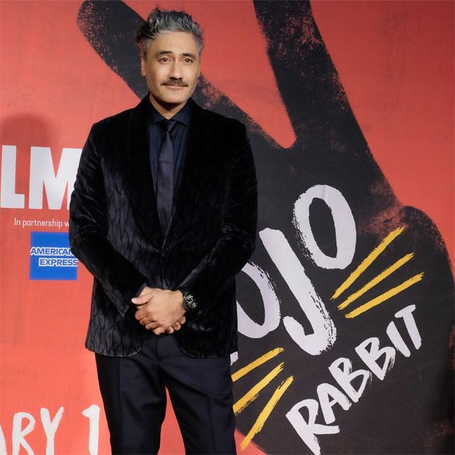 Taika Waititi was embarrassed about playing Hitler in Jojo Rabbit