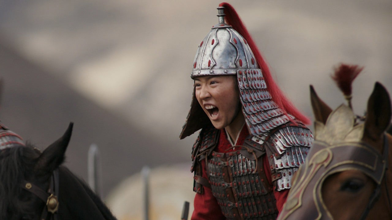 watch Disney's Mulan Official Trailer