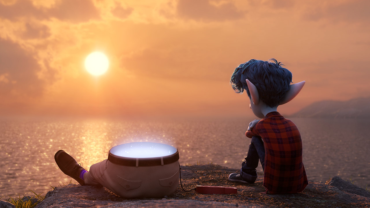 watch Disney and Pixar's Onward Official Trailer