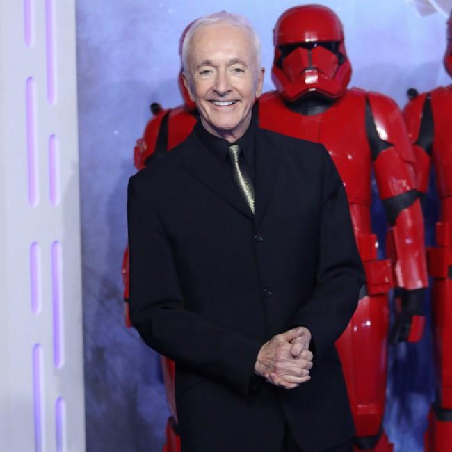 Anthony Daniels had a 'really good time' on Star Wars set