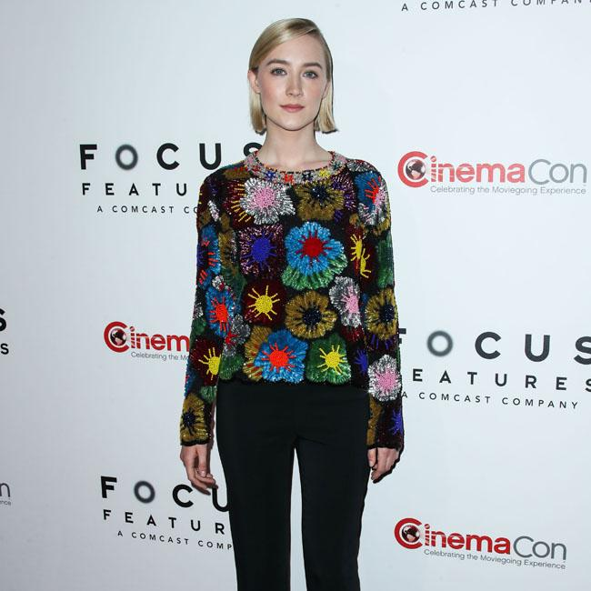 Saoirse Ronan says casting competition used to be 'savage'