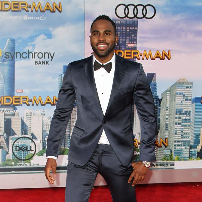 Jason Derulo's 'attractive' Cats character