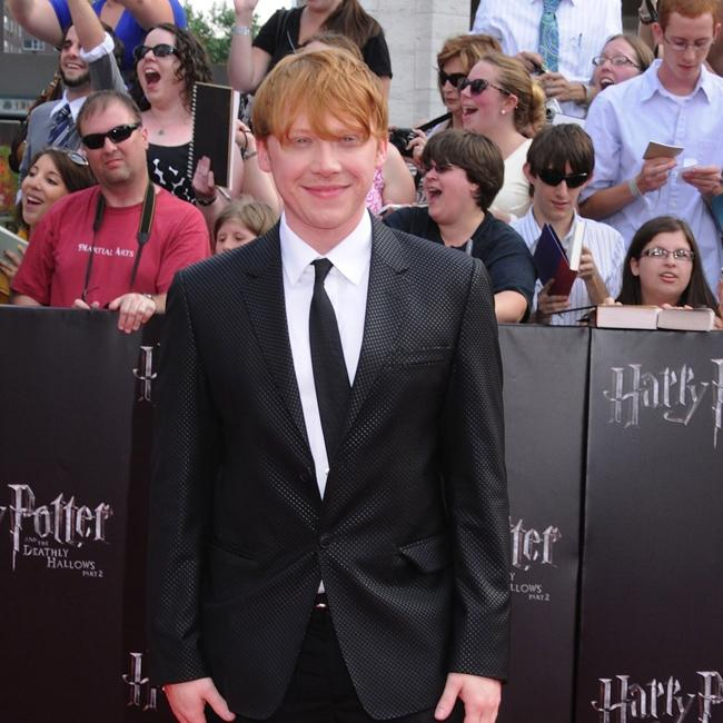 Rupert Grint won't watch Harry Potter films again