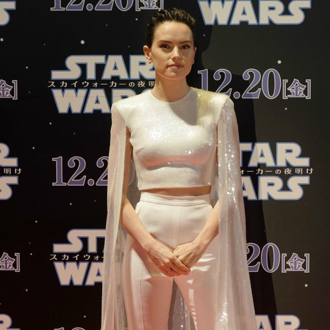 Daisy Ridley got different reaction from costume