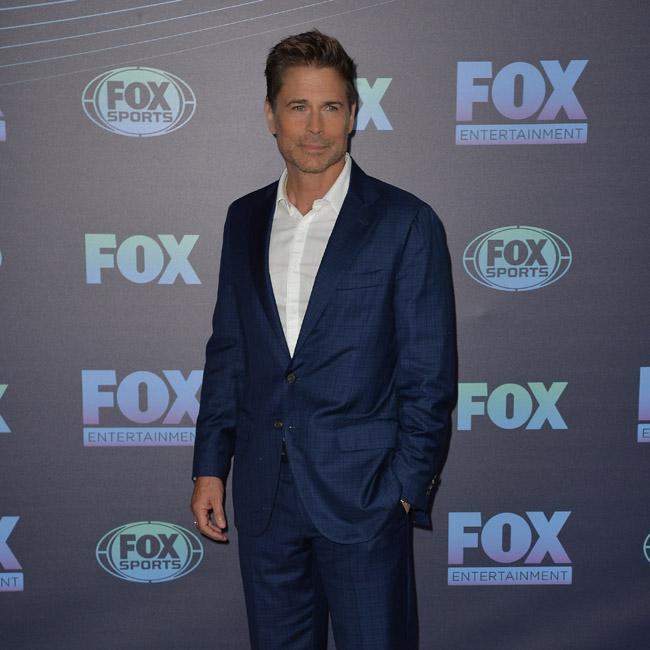 Rob Lowe boasts his festive flick had more views than The Irishman