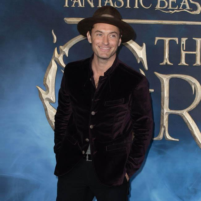 Jude Law: It's 'wonderful' not being chosen for films based on looks