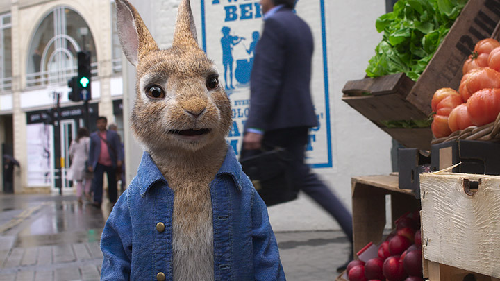 watch Peter Rabbit 2: The Runaway Official Trailer #2