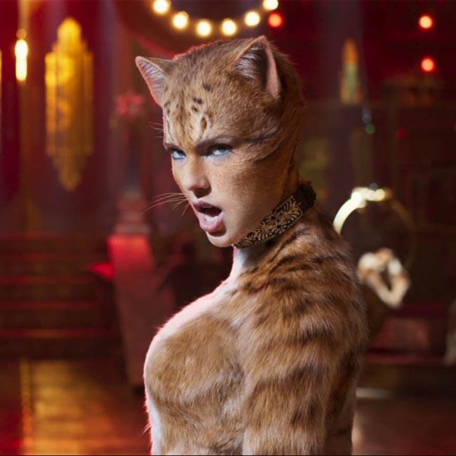Taylor Swift has 'no complaints' about Cats