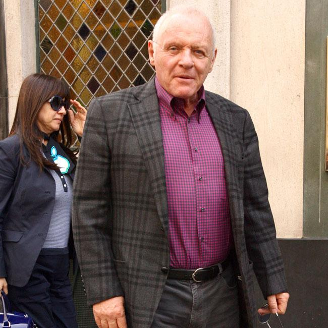 Sir Anthony Hopkins cast as Cus D'Amato in Mike Tyson biopic
