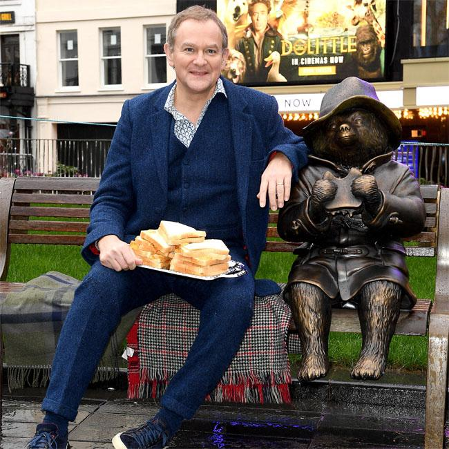 Paddington statue unveiled in Leicester Square