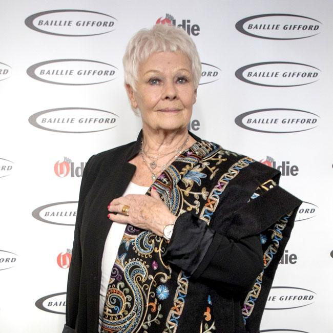Judi Dench felt like a 'Marvel superhero' in Blithe Spirit