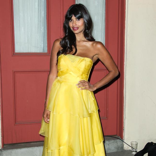 Jameela Jamil quit action role