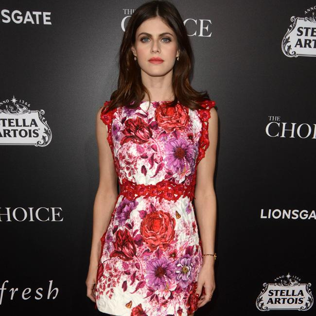 Alexandra Daddario: My job is so 'bizarre'