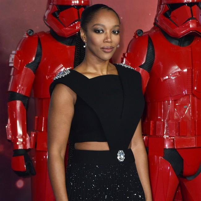 Naomi Ackie is proud of Star Wars role