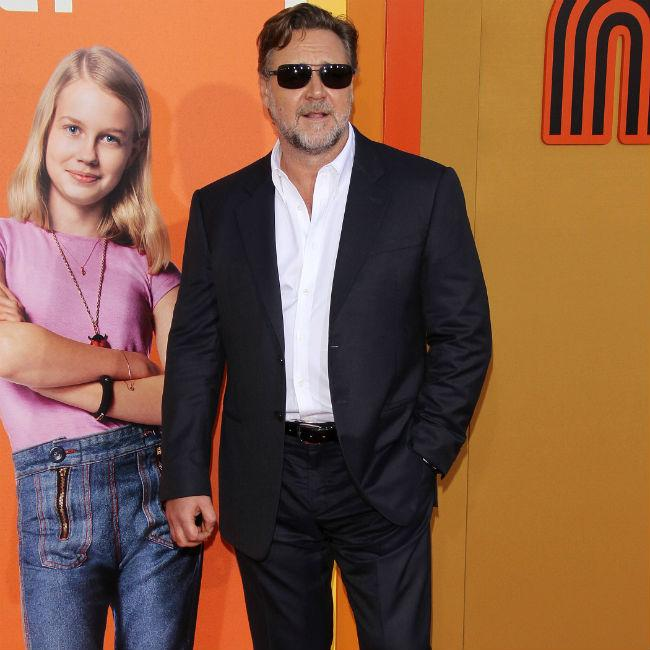 Russell Crowe set for American Son