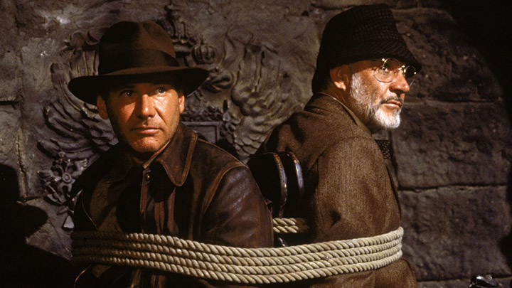 teaser image - Indiana Jones and the Last Crusade Trailer
