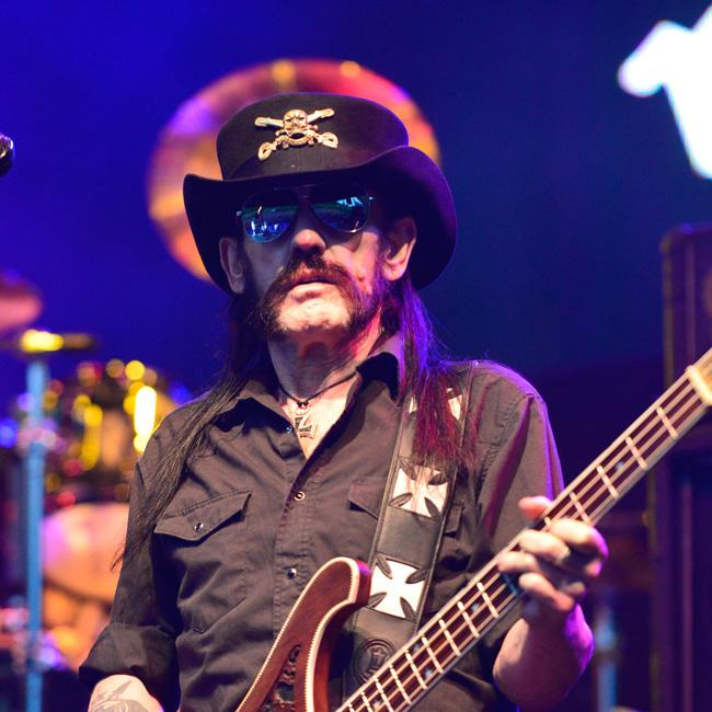 Lemmy biopic in the works