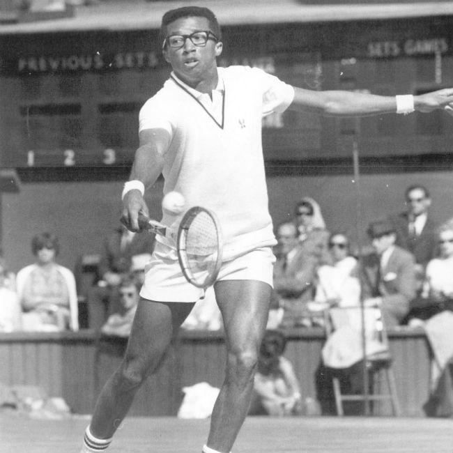 Arthur Ashe biopic in the works