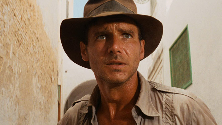 teaser image - Raiders of the Lost Ark Trailer