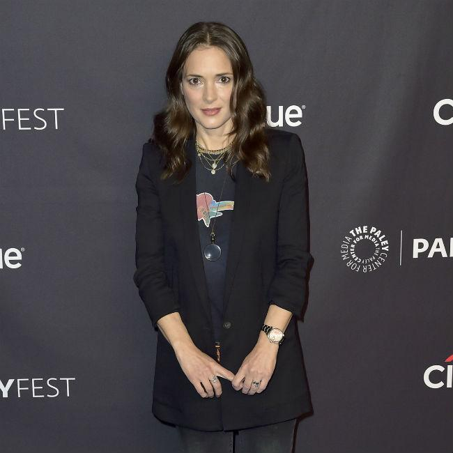Winona Ryder: I'm really lucky genetically