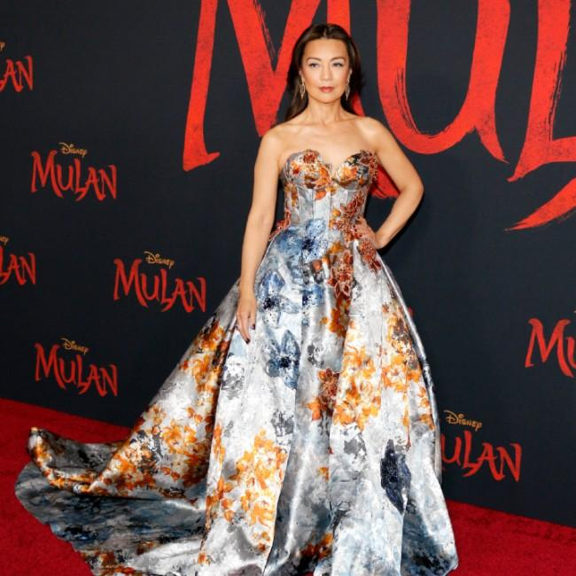 Ming-Na Wen thinks Mulan means a lot to the trans community