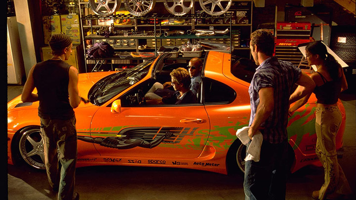 teaser image - The Fast and the Furious Trailer