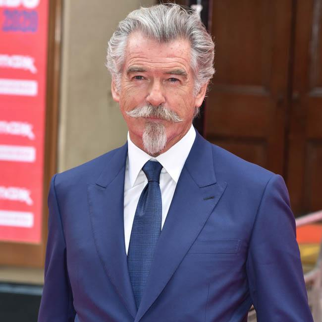 Pierce Brosnan wanted to sing in Eurovision movie