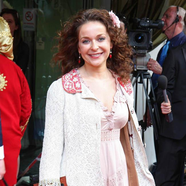 Julia Sawalha accuses Chicken Run 2 of ageism after being ousted from lead role
