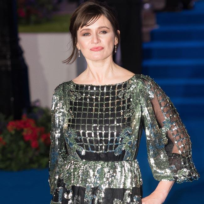 Emily Mortimer was puzzled by sleepy eye request on The Ghost and the Darkness