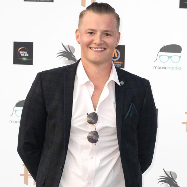 Charlie Wernham: Frankie Fairbrass nearly broke his ankle filming Break