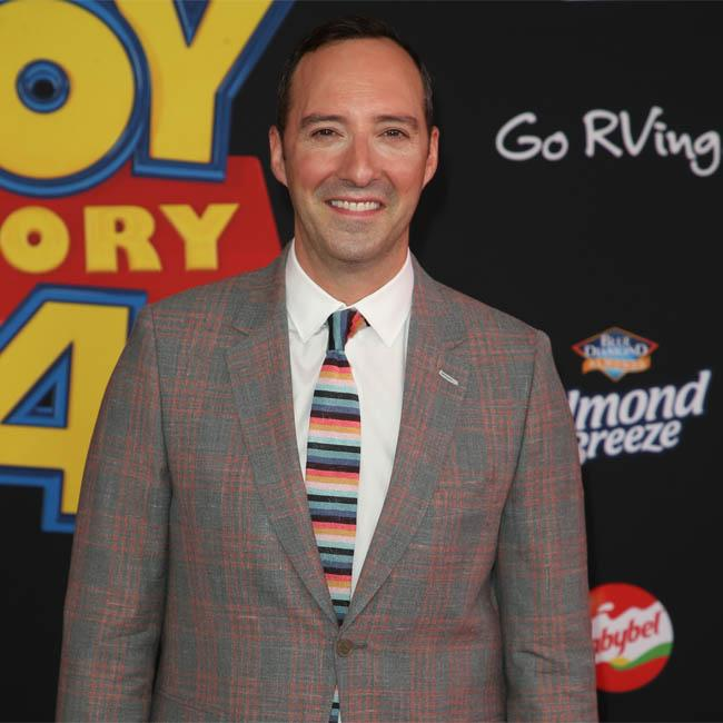 Tony Hale was 'overwhelmed' in Toy Story 4