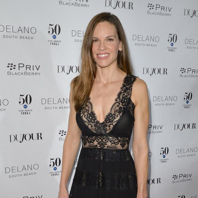 Hilary Swank's challenging movie