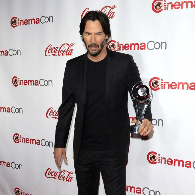 Keanu Reeves praises 'thoughtful and effective' Matrix filming return