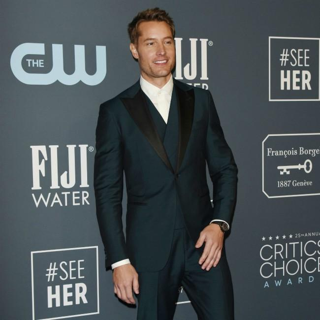 Justin Hartley to star in The Noel Diary