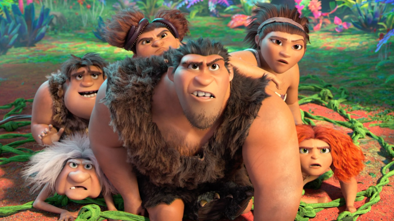 watch The Croods: A New Age Official Trailer