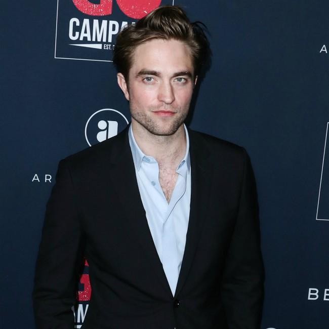 Robert Pattinson enjoys 'pressure' that things could go wrong