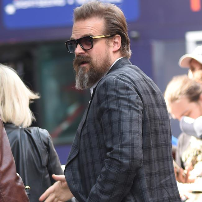 David Harbour leads all-star cast for No Sudden Move