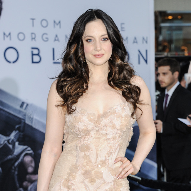 Andrea Riseborough: I want to know what Brandon Cronenberg thinks about