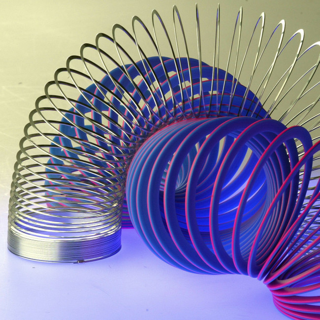 Slinky film in development