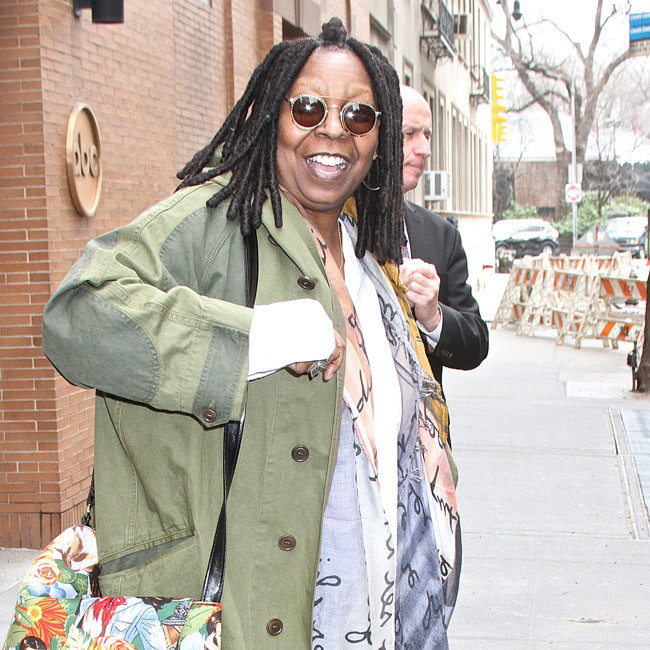 Whoopi Goldberg working on Sister Act 3