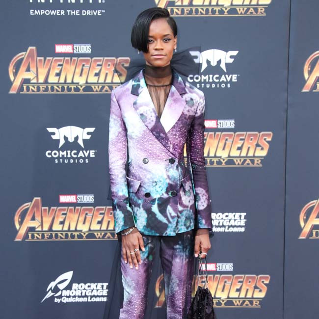 Letitia Wright: All-female Avengers film will happen soon