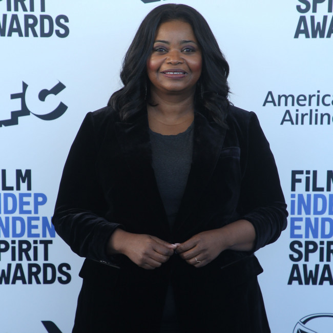 Octavia Spencer: Audiences will love 'delicious evil' in The Witches