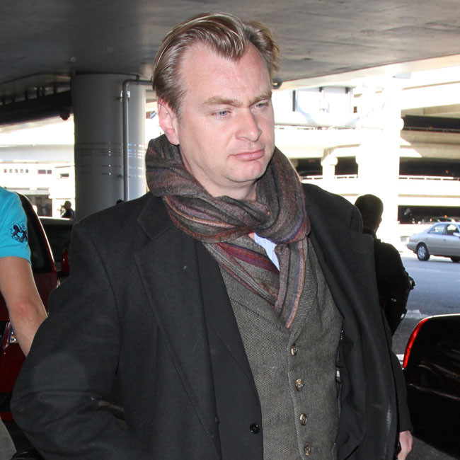 Christopher Nolan 'happy' with Tenet performance