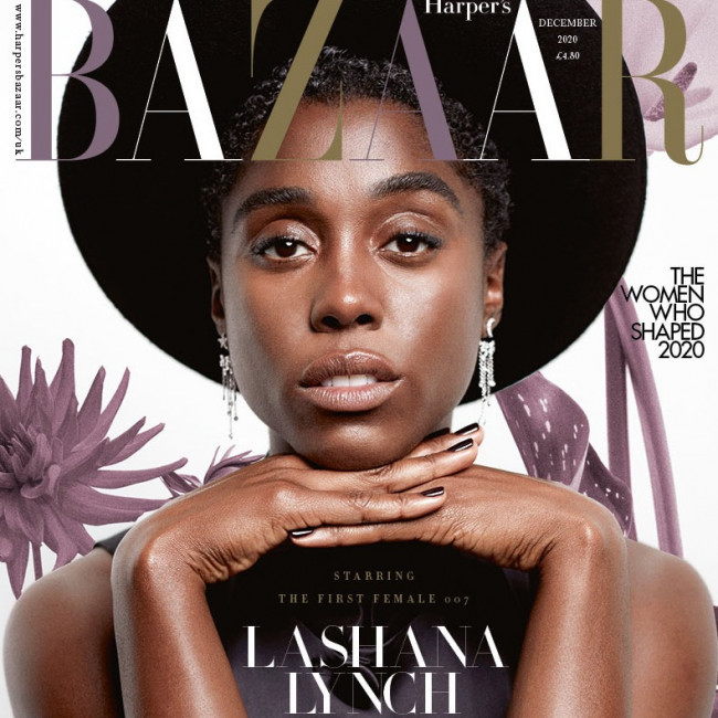 Lashana Lynch: No Time to Die  had to be authentic to the black community