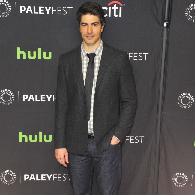 Brandon Routh wants a cameo role in The Flash