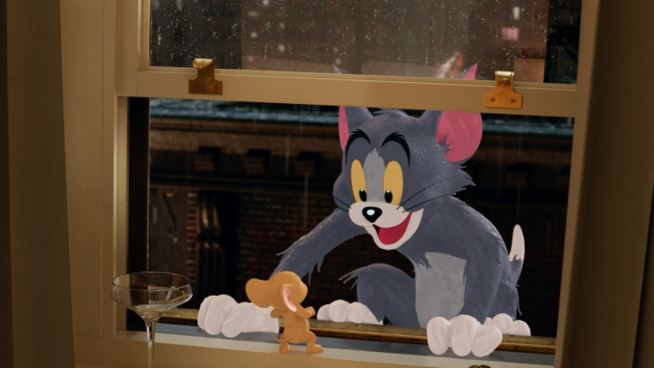 watch Tom & Jerry Official Trailer