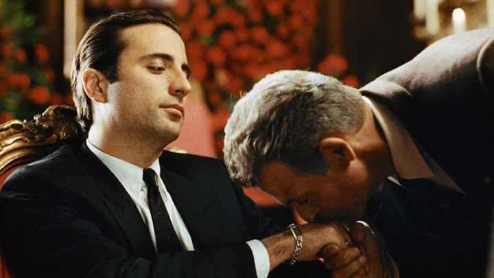 watch The Godfather CODA: The Death Of Michael Corleone Official Trailer