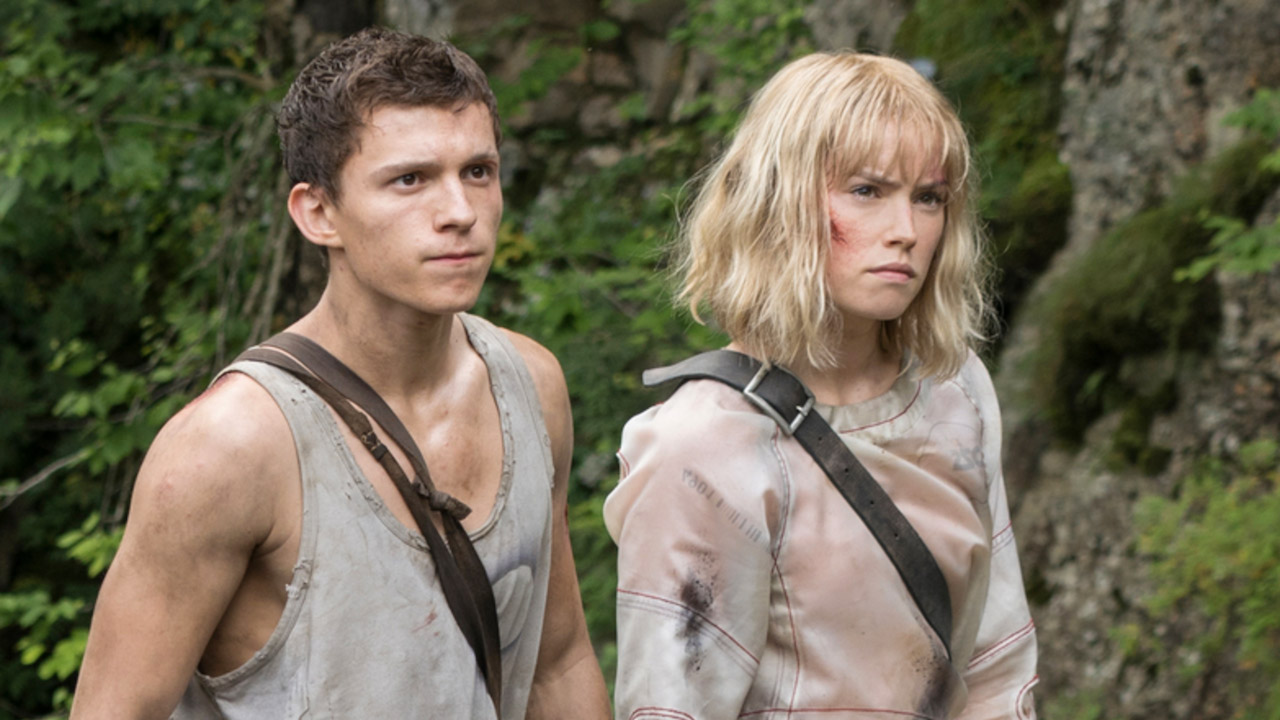 watch Chaos Walking Official Trailer